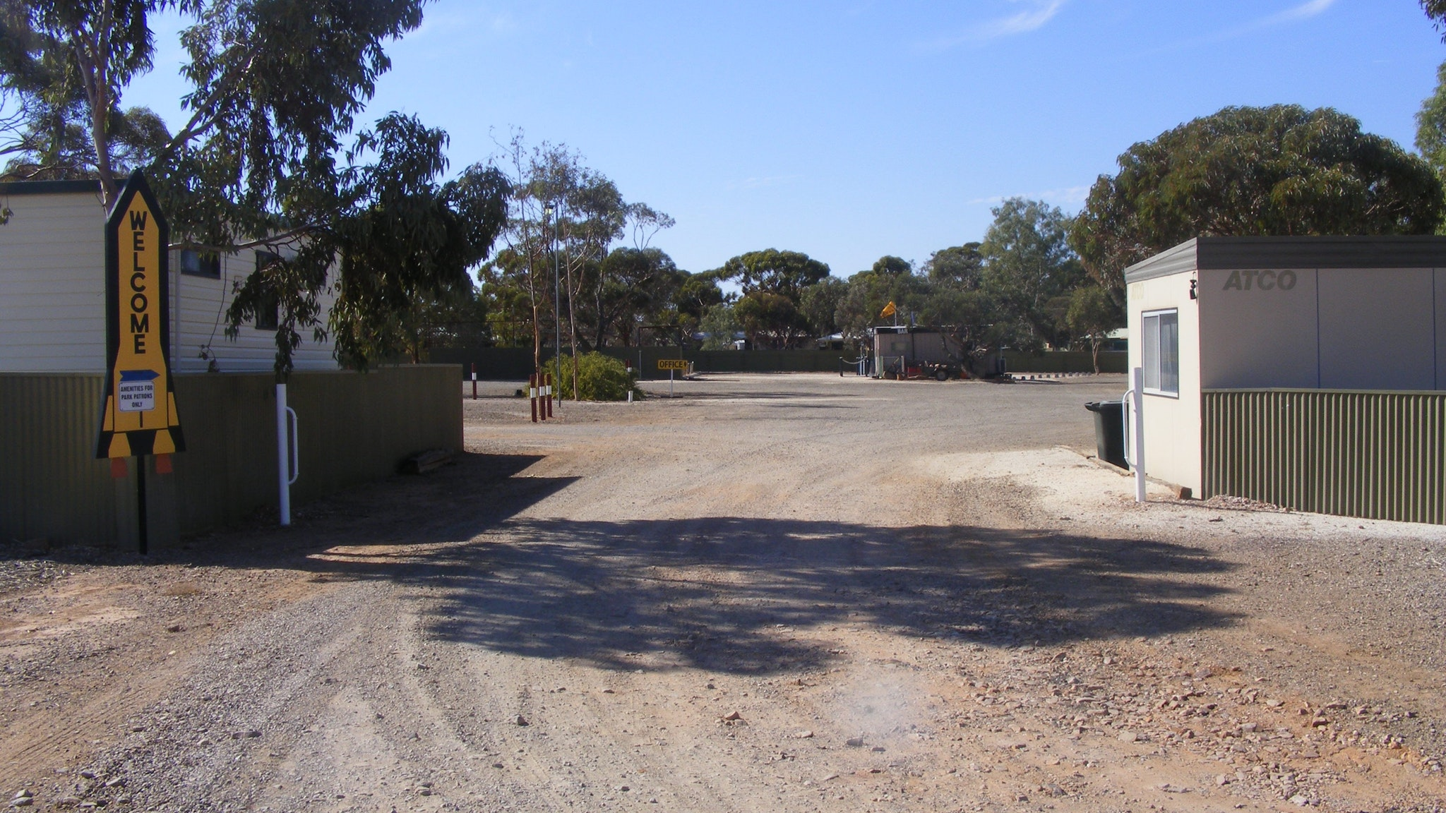 Woomera Travellers Village and Caravan Park - Accommodation Georgetown