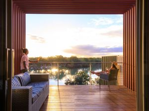The Frames - Luxury Riverland Accommodation - Accommodation Georgetown