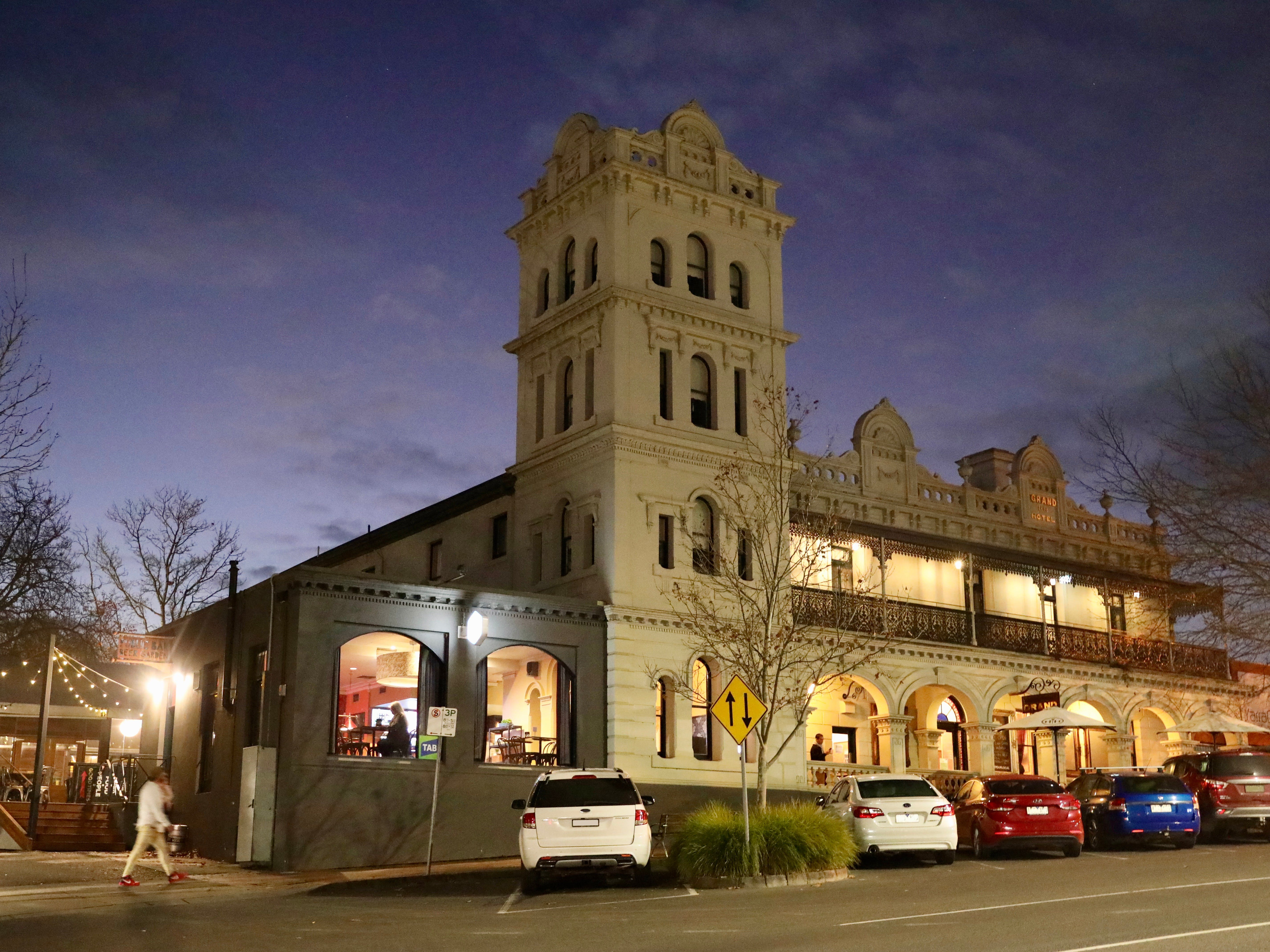 Yarra Valley Grand Hotel - Accommodation Georgetown