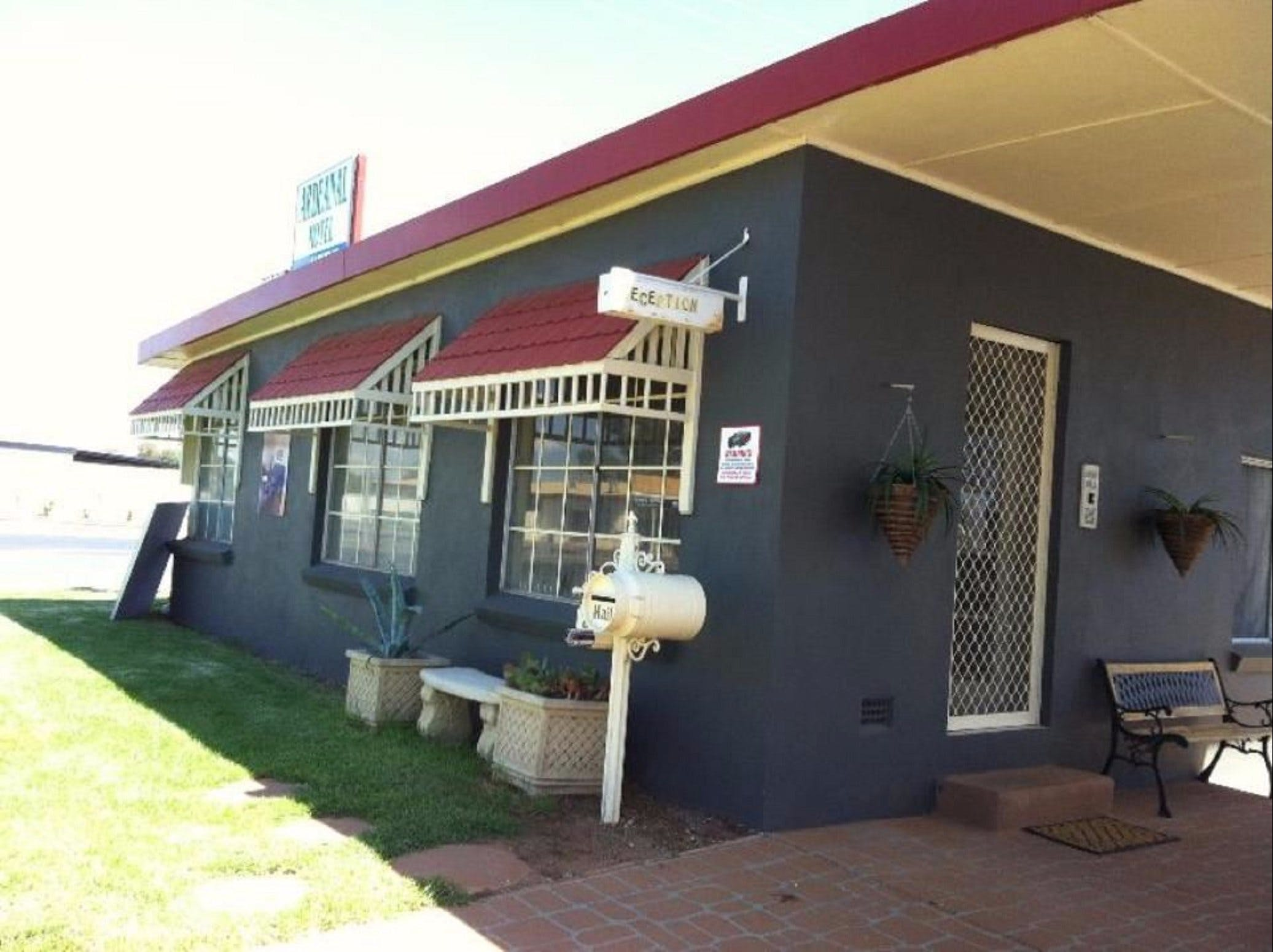 Ardeanal Motel - Accommodation Georgetown