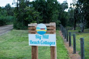 Big Hill Beach Cottages - Accommodation Georgetown