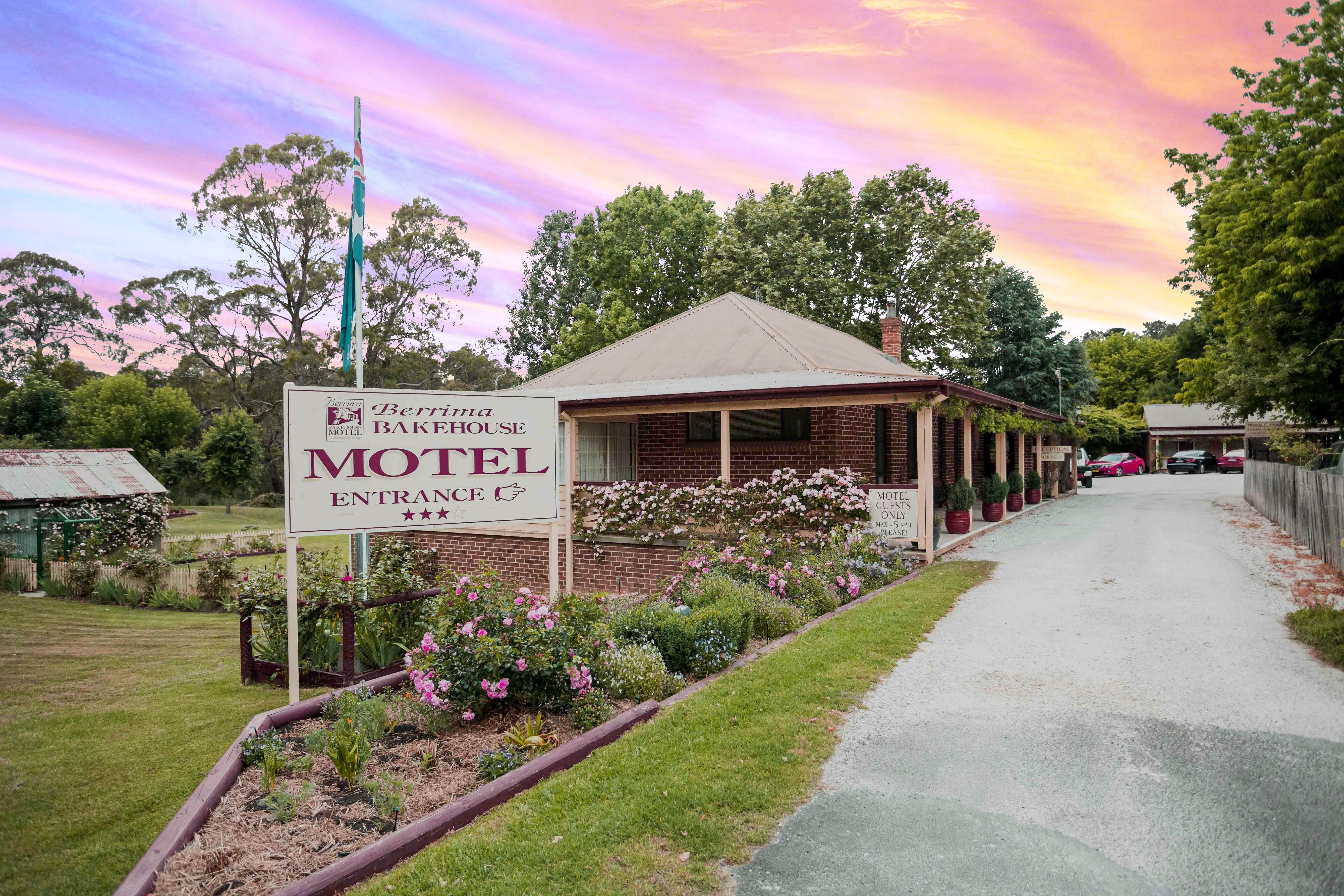 Berrima Bakehouse Motel - Accommodation Georgetown