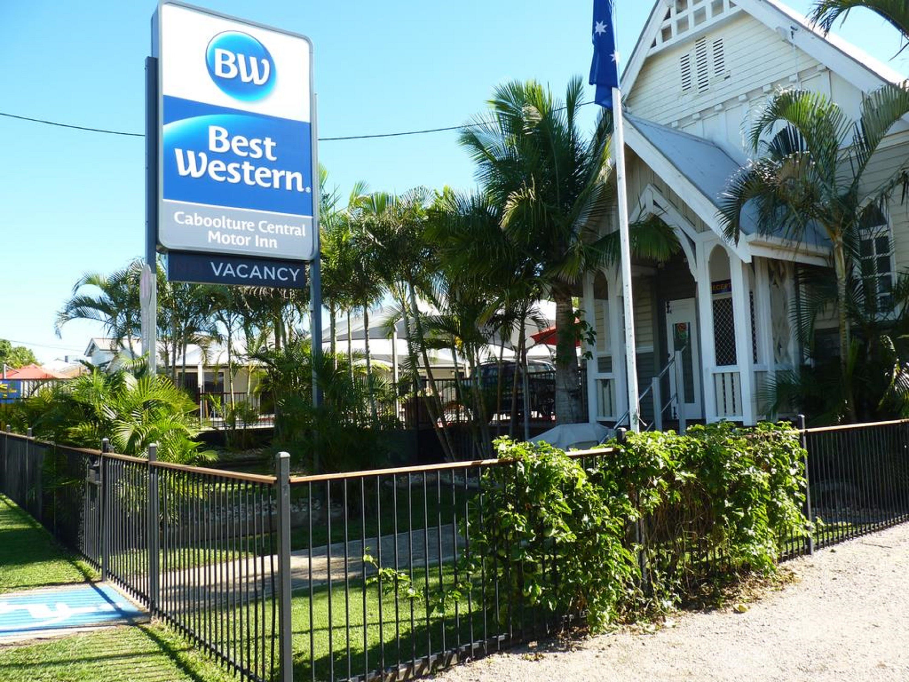 Best Western Caboolture Central Motor Inn - Accommodation Georgetown