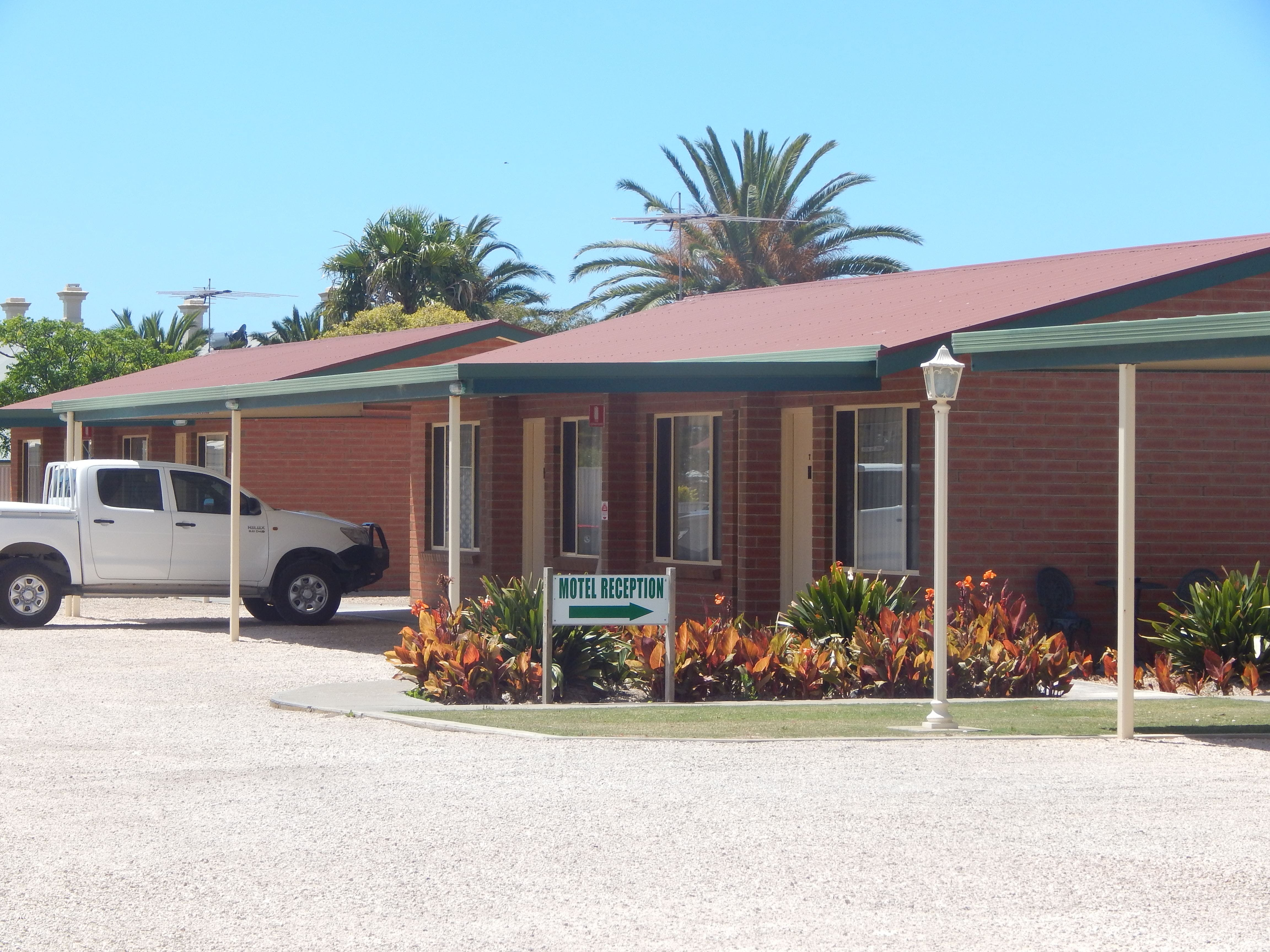 Edithburgh Seaside Motel - Accommodation Georgetown