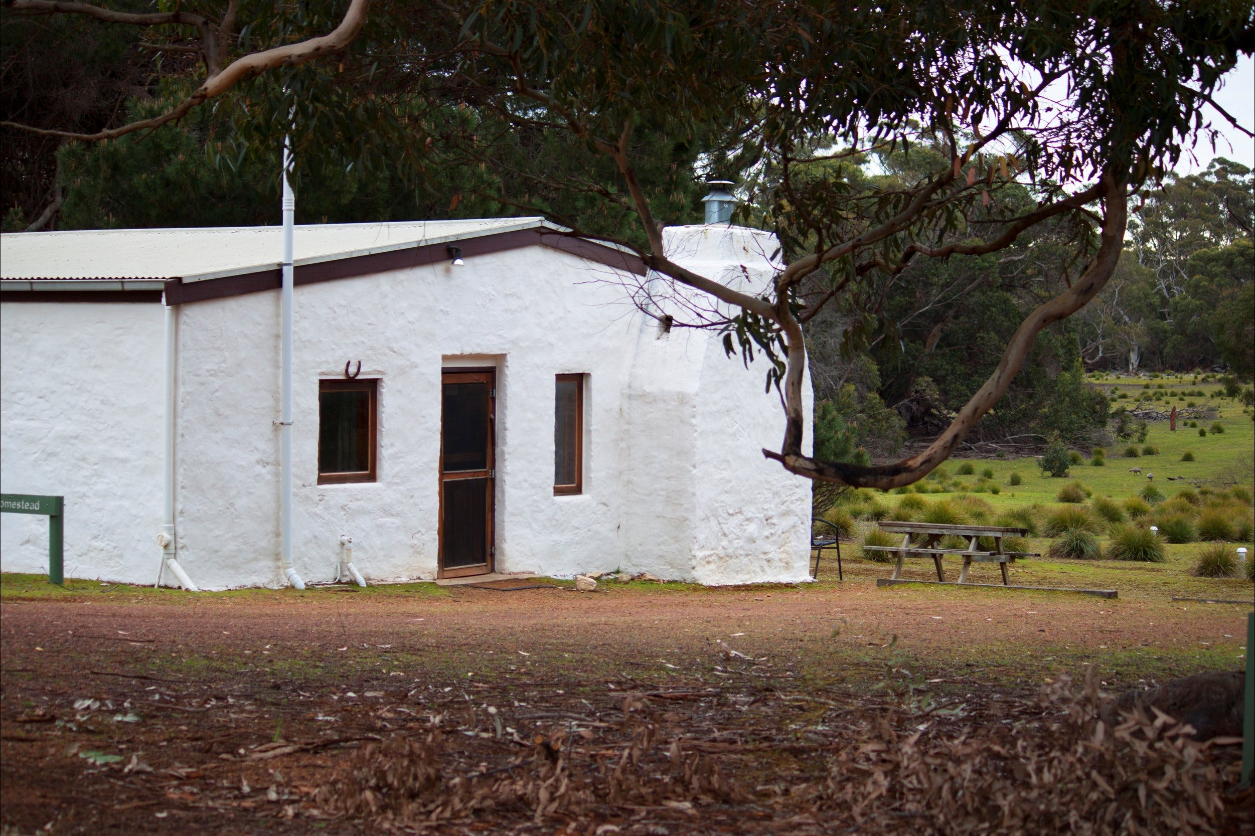 Mays homestead - Flinders Chase National Park - Accommodation Georgetown