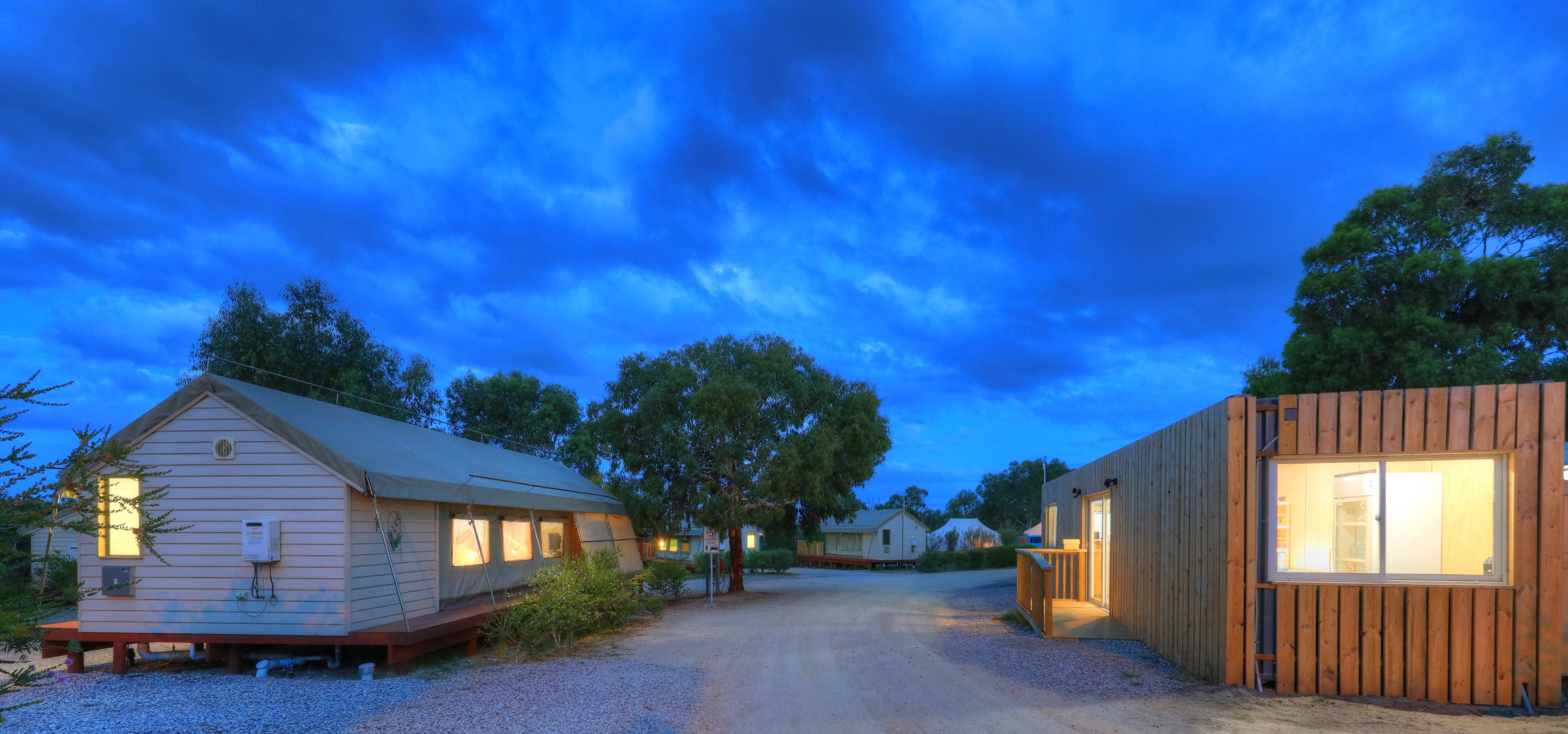 Scamander Sanctuary Holiday Park - Accommodation Georgetown