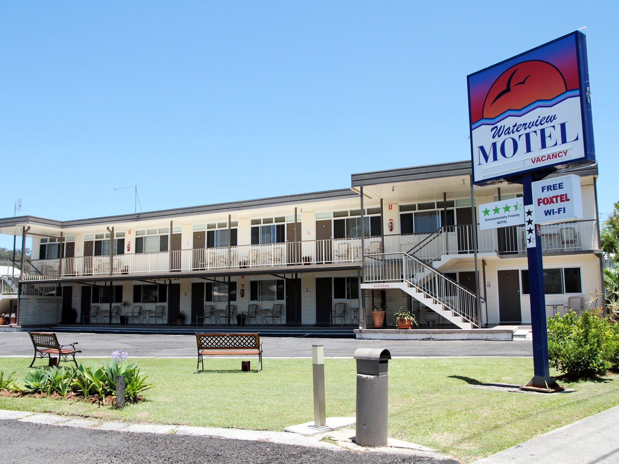 Waterview Motel - Accommodation Georgetown