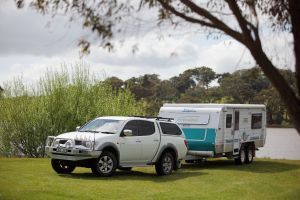 Beaufort Lake Caravan Park - Accommodation Georgetown