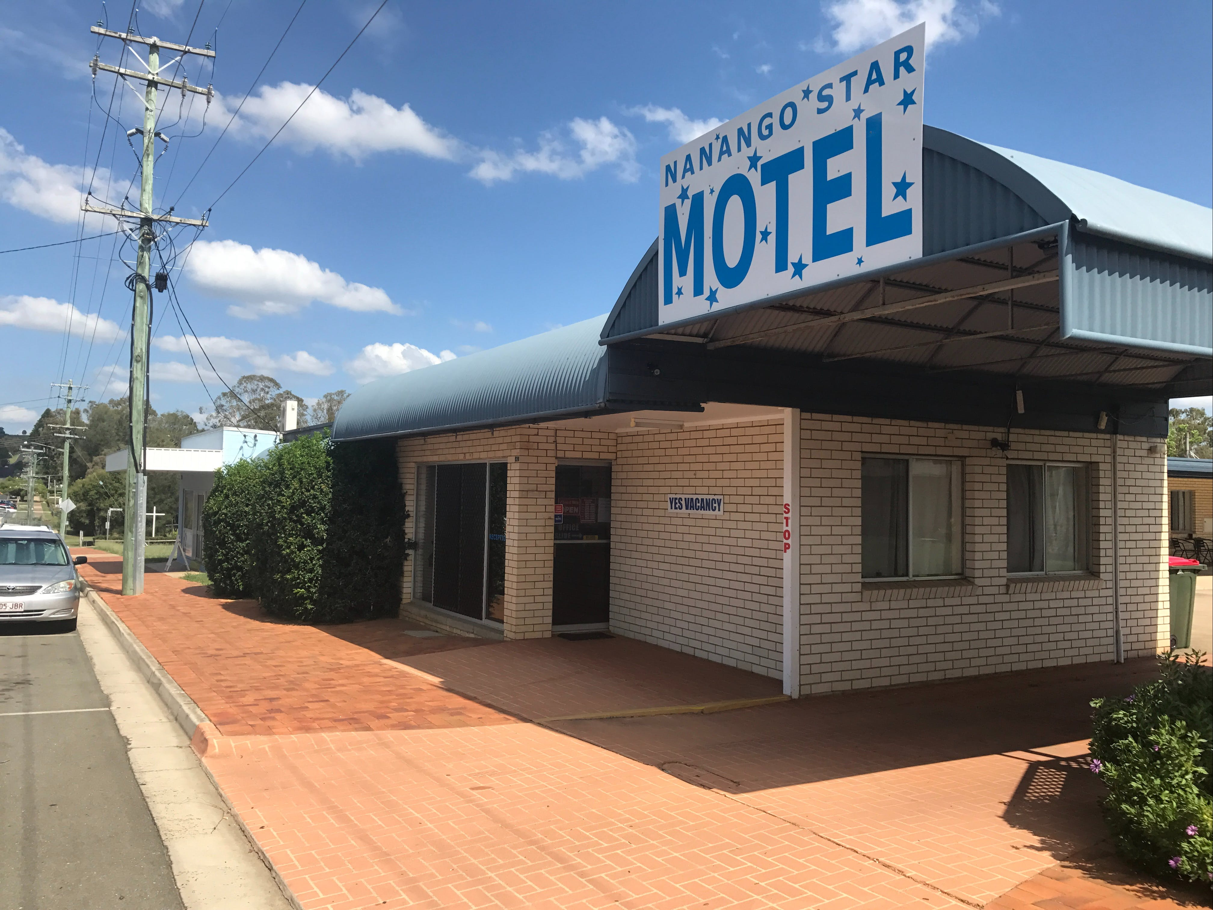 Nanango Star Motel - Accommodation Georgetown