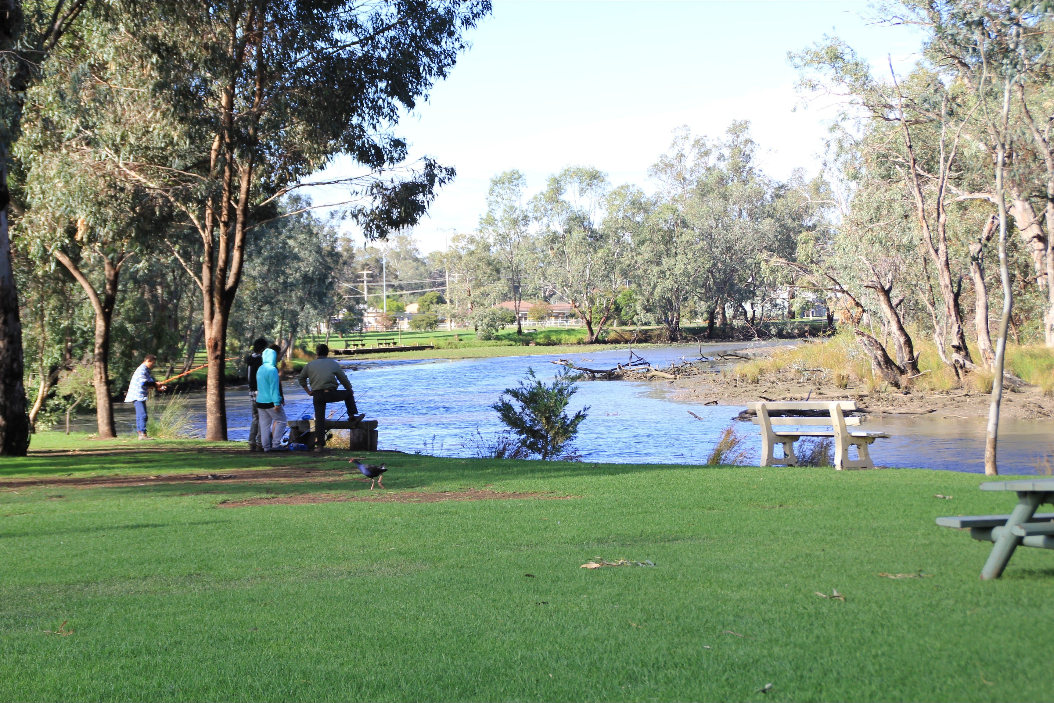 Numurkah Caravan Park - Accommodation Georgetown