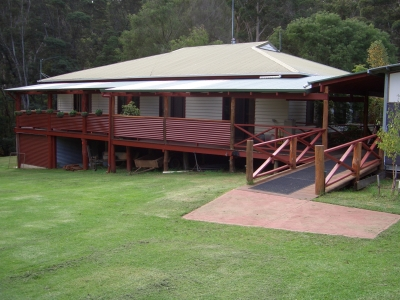 Pemberton Camp School - Accommodation Georgetown