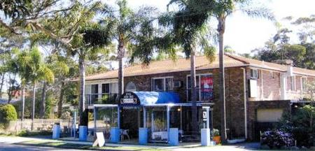 Palm Court Motel - Accommodation Georgetown
