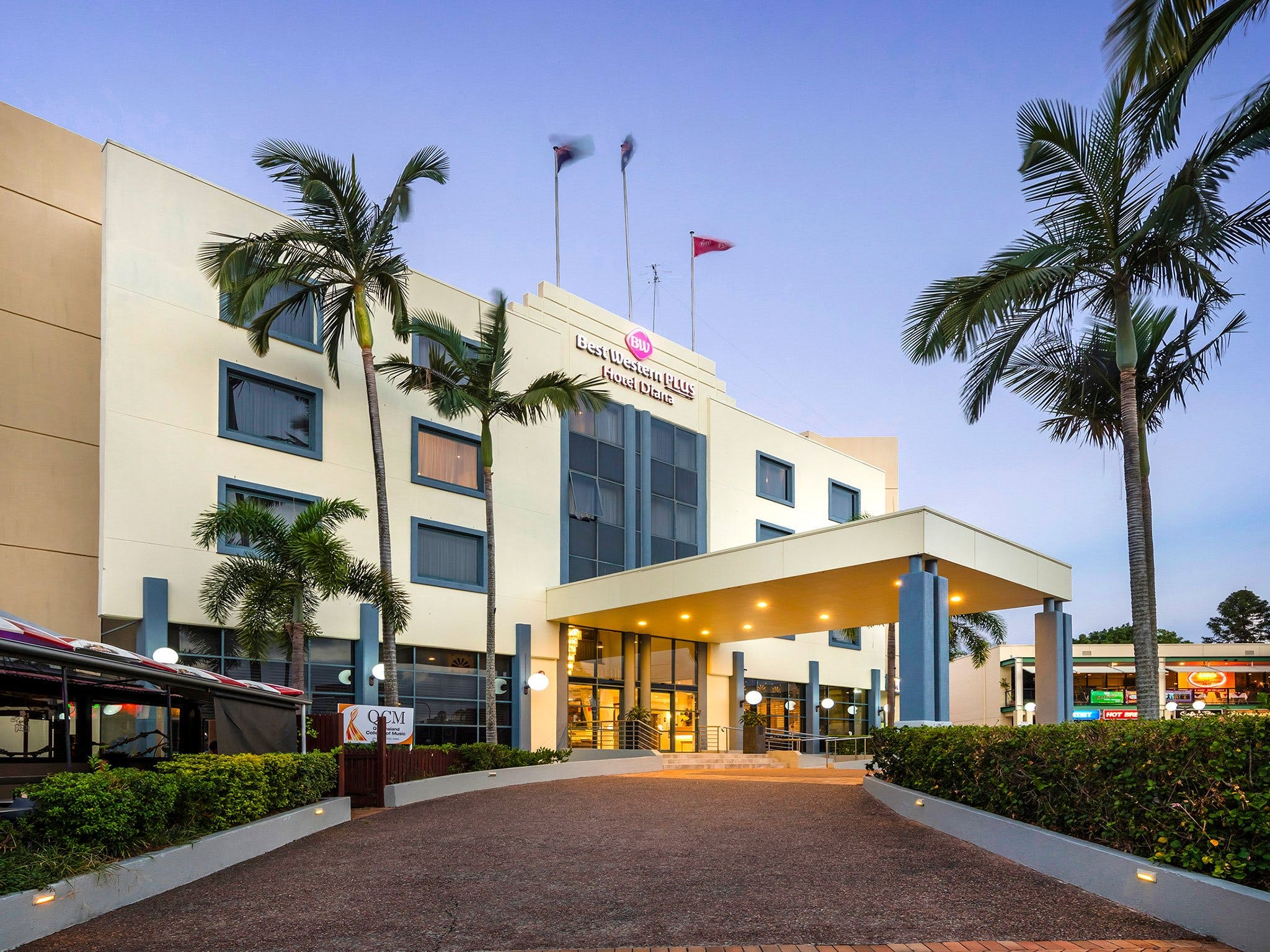 Best Western Plus Hotel Diana - Accommodation Georgetown