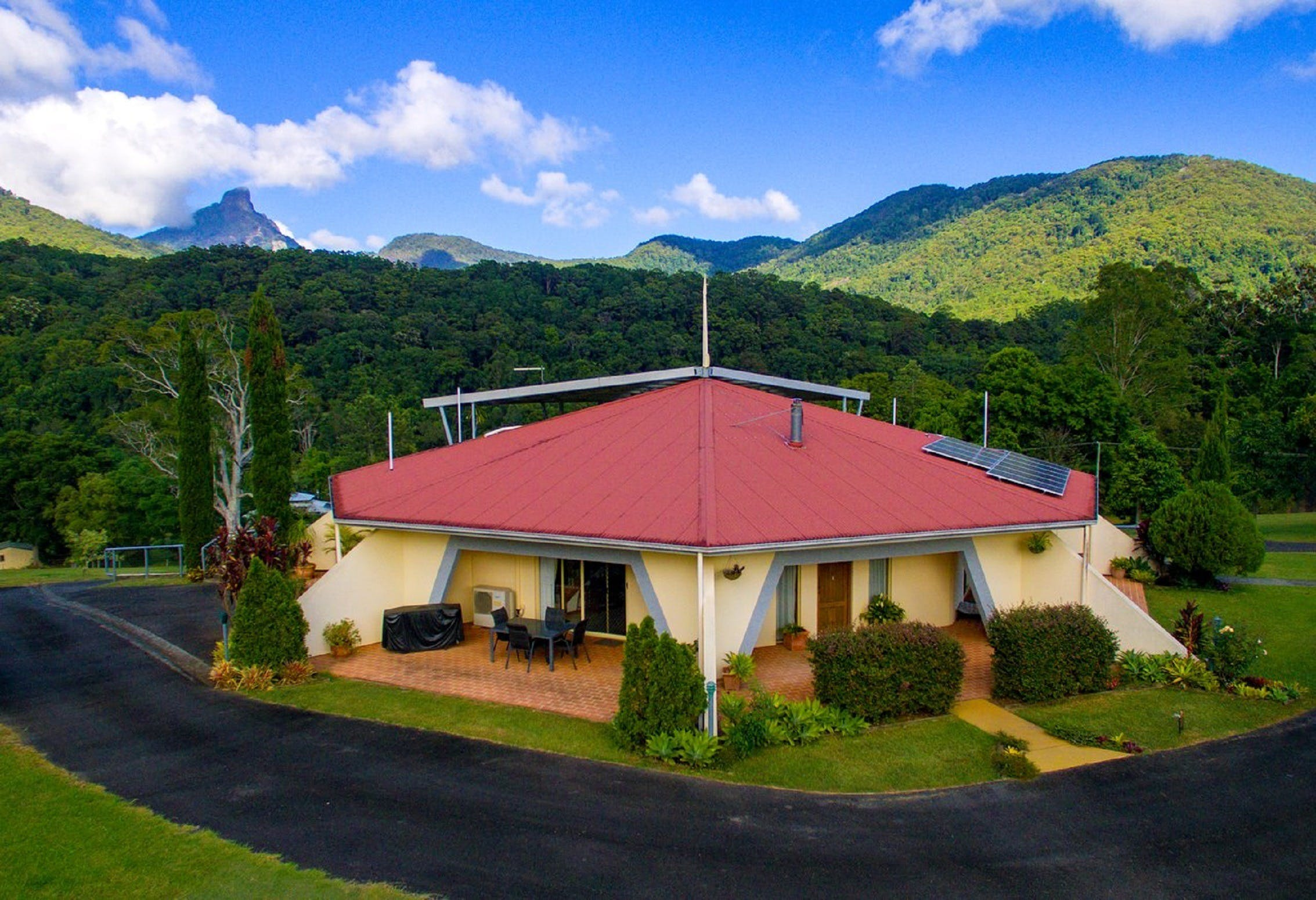 A View of Mount Warning Bed and Breakfast - Accommodation Georgetown