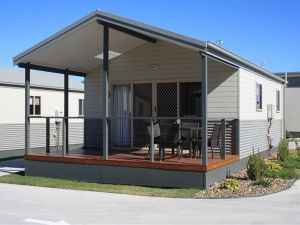 Bowlo Holiday Cabins - Accommodation Georgetown