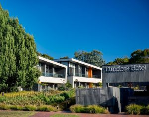 Flinders Hotel - Accommodation Georgetown