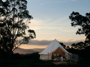 Megalong Valley Glamping - Accommodation Georgetown