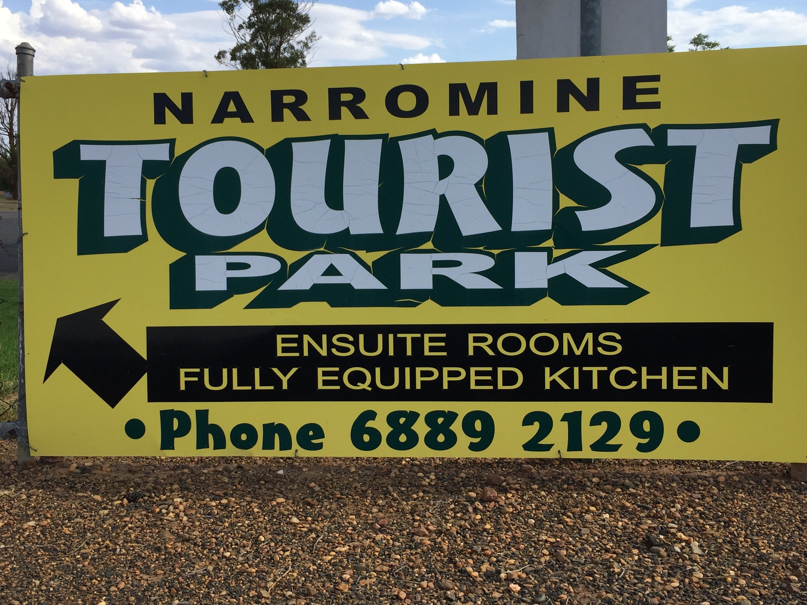 Narromine Tourist Park and Motel - Accommodation Georgetown