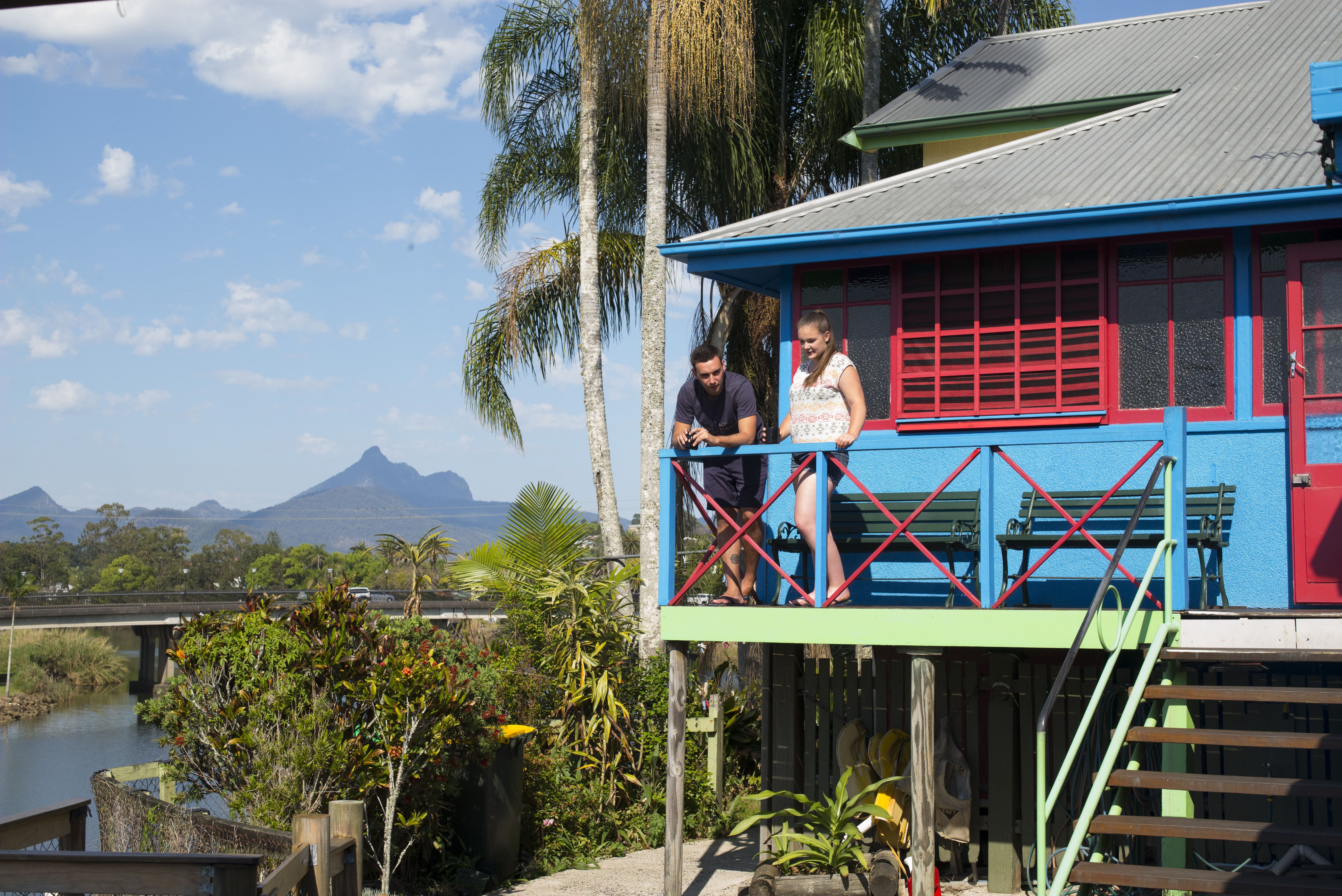 Murwillumbah  YHA Mount Warning - Accommodation Georgetown