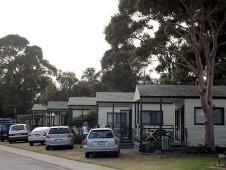 Bairnsdale Holiday Park - Accommodation Georgetown