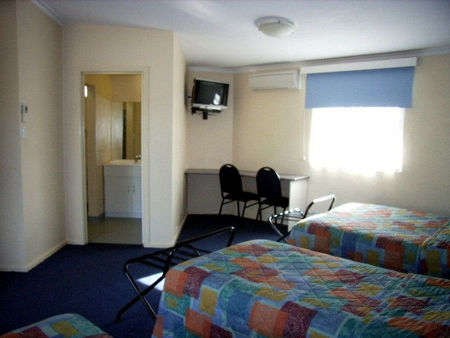 Bairnsdale Main Motel - Accommodation Georgetown