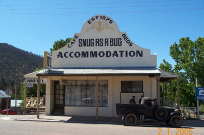Snug as a Bug Motel - Accommodation Georgetown