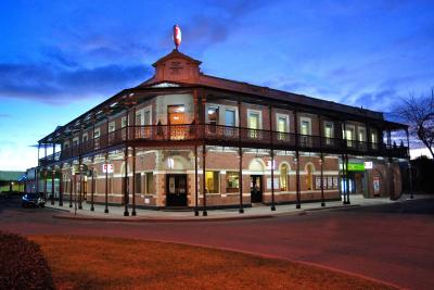 Grand Terminus Hotel - Accommodation Georgetown