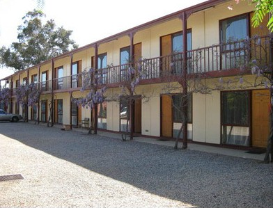 Central Motor Inn Wentworth - Accommodation Georgetown
