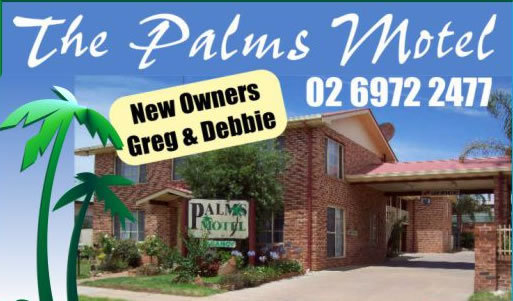 The Palms Motel - Accommodation Georgetown