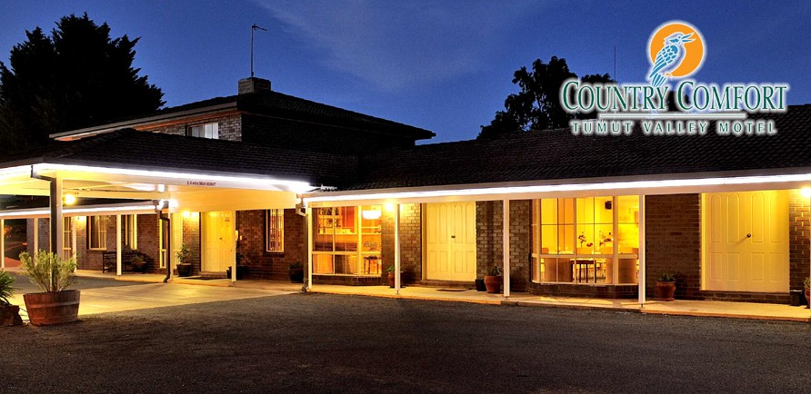 Country Comfort Tumut Valley Motel - Accommodation Georgetown