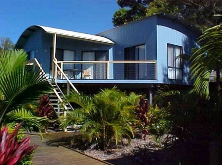 Soldiers Point Holiday Park - Accommodation Georgetown