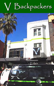V Backpackers - Accommodation Georgetown