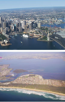 Sydney By Air - Accommodation Georgetown