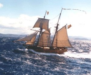 Enterprize - Melbourne's Tall Ship - Accommodation Georgetown