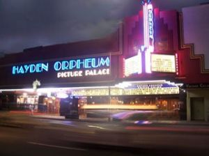 Hayden Orpheum Picture Palace - Accommodation Georgetown