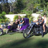 Gold Coast Motorcycle Tours - Accommodation Georgetown