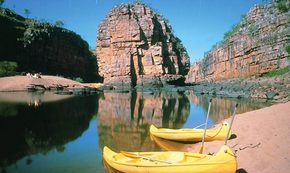 Katherine Gorge - Accommodation Georgetown