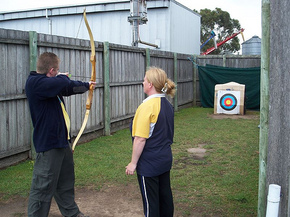 Bairnsdale Archery Mini Golf  Games Park - Accommodation Georgetown