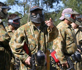 Action Paintball Games - Perth - Accommodation Georgetown