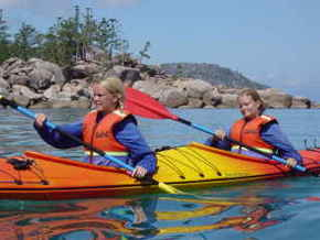 Magnetic Island Sea Kayaks - Accommodation Georgetown