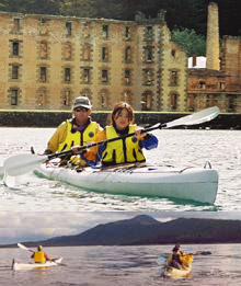 Blackaby's Sea Kayaks and Tours - Accommodation Georgetown