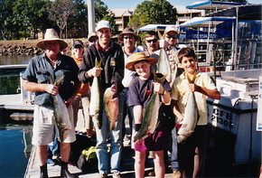 Sea Master Fishing Charters - Accommodation Georgetown