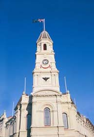 Fremantle Town Hall - Accommodation Georgetown