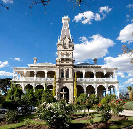Rupertswood Mansion - Accommodation Georgetown
