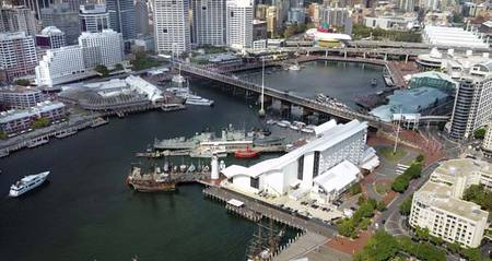 The Australian National Maritime Museum - Accommodation Georgetown