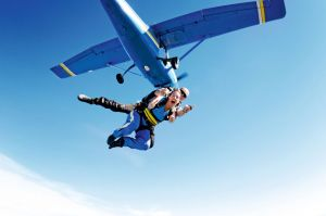 Skydive the Beach and Beyond Yarra Valley - Accommodation Georgetown