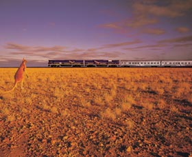 Nullarbor Plain - Accommodation Georgetown