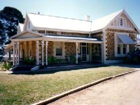The Pines Loxton Historic House and Garden - Accommodation Georgetown