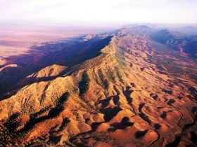 Flinders Ranges National Park - Accommodation Georgetown