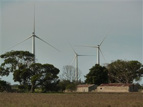 Wattle Point Wind Farm - Accommodation Georgetown